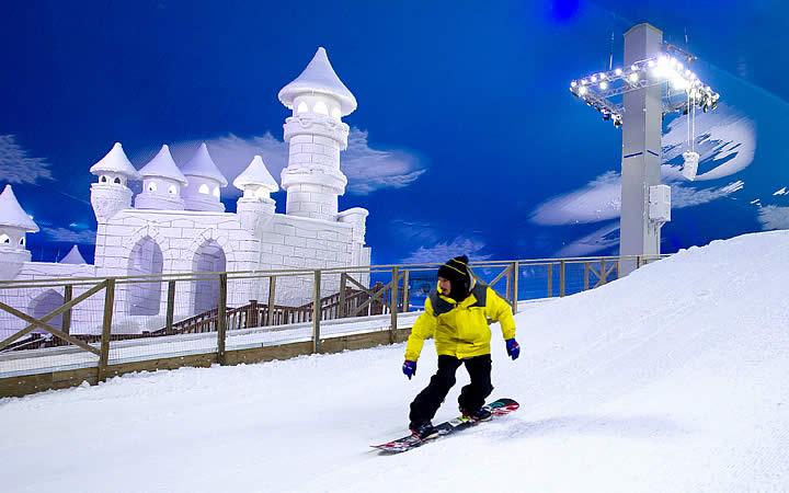 Parque Snowland