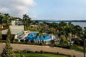 Vista aérea - Club Med Lake Paradise